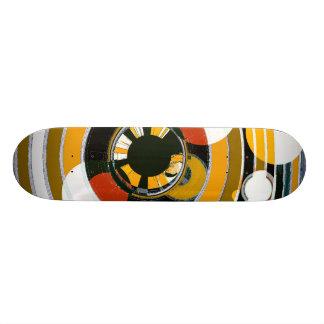 CLONAZ - Skateboard Deck