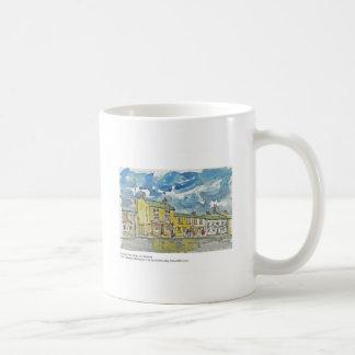 Clonegal Post Office, Co. Wexford Basic White Mug