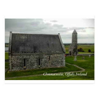 Clonmacnoise, Offaly Postcard