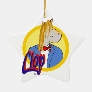 Clop's Christmas Star. Very beautiful and unique. Christmas Ornament