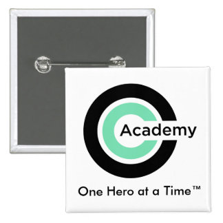 Close Call Academy Pin