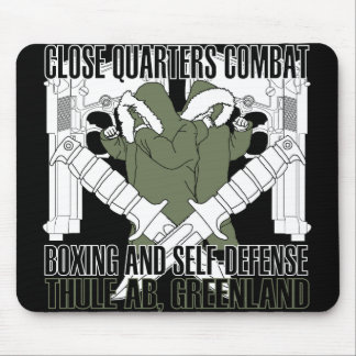 Close Quarters Combat Thule Greenland Mouse Pad