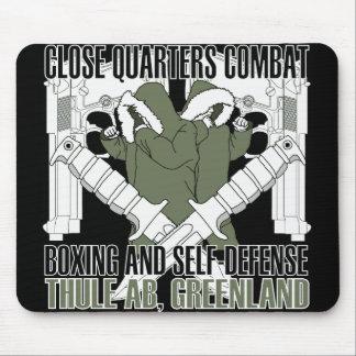 Close Quarters Combat, Thule, Greenland Mouse Pad