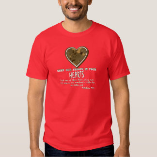 Close to your hearts tee shirts