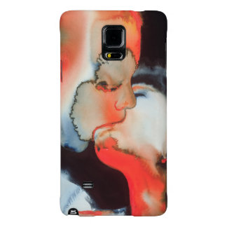 Close-up Kiss 1988 Galaxy Note 4 Case