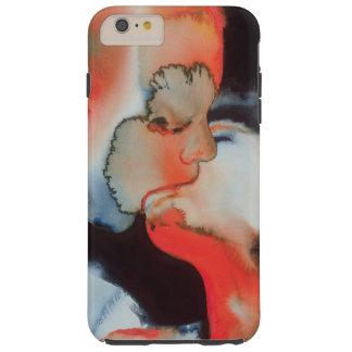 Close-up Kiss 1988 Tough iPhone 6 Plus Case