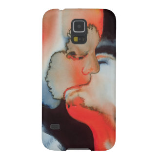 Close-up Kiss 1988 Galaxy S5 Cases