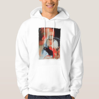 Close-up Kiss 1988 Hoodie
