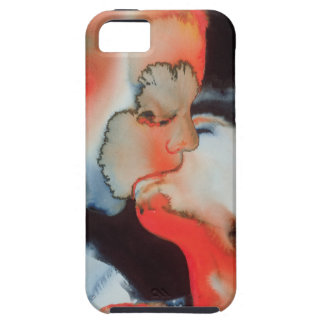 Close-up Kiss 1988 iPhone 5 Cases