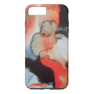 Close-up Kiss 1988 iPhone 8 Plus/7 Plus Case