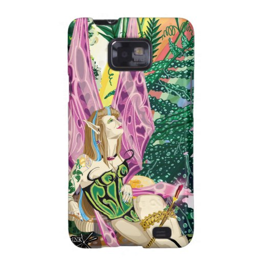 Close-Up Miranda Galaxy-S Case Samsung Galaxy Case
