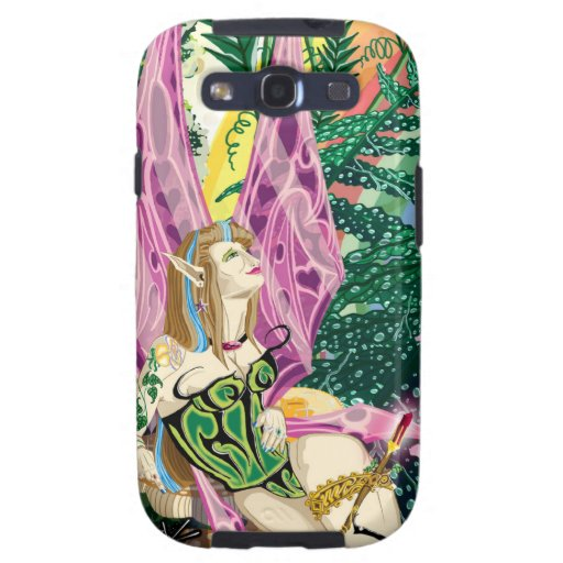 Close-Up Miranda Galaxy-SIII Cases Samsung Galaxy S3 Covers