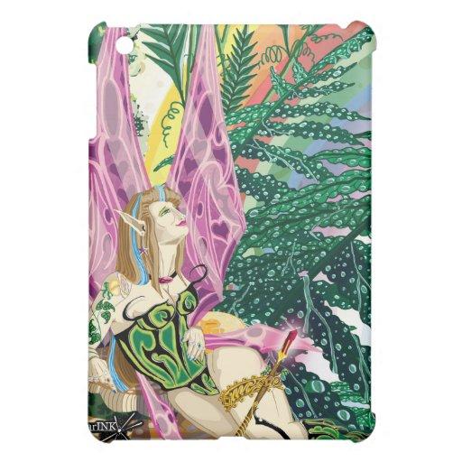 Close-Up Miranda iPad Cases