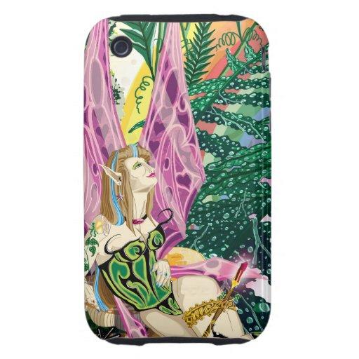 Close-Up Miranda iPhone 3G Tough Case iPhone 3 Tough Covers