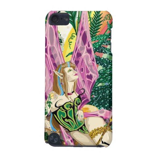 Close-Up Miranda iPod Touch Case