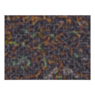 Close up of a cloth texture art photo