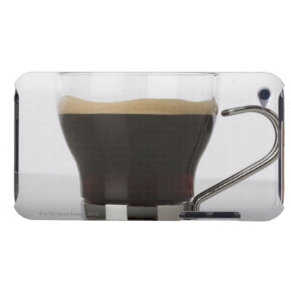 Close-up of a coffee cup iPod touch cover