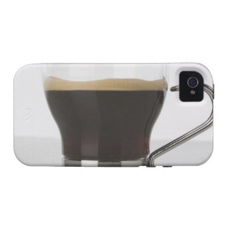 Close-up of a coffee cup iPhone 4 covers