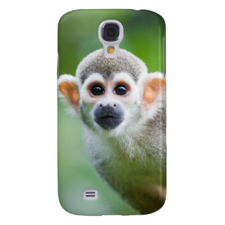 Close-up of a Common Squirrel Monkey Galaxy S4 Case