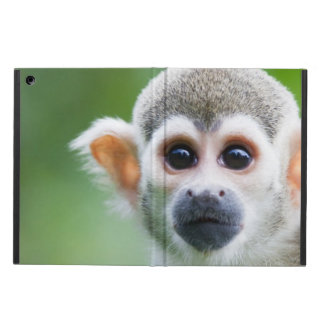 Close-up of a Common Squirrel Monkey iPad Air Covers