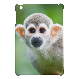 Close-up of a Common Squirrel Monkey iPad Mini Covers