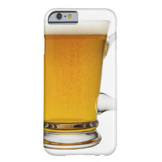 Close up of a glass of beer 2 barely there iPhone 6 case