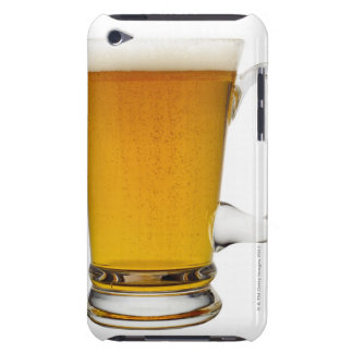 Close up of a glass of beer 2 barely there iPod cover