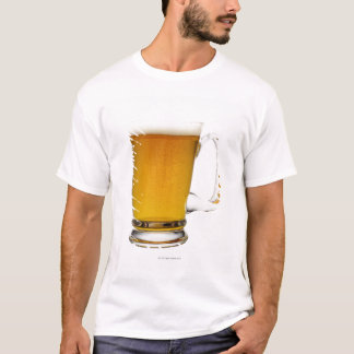 Close up of a glass of beer 2 T-Shirt