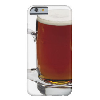Close up of a glass of beer 3 barely there iPhone 6 case