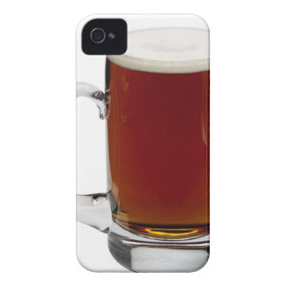 Close up of a glass of beer 3 Case-Mate iPhone 4 case