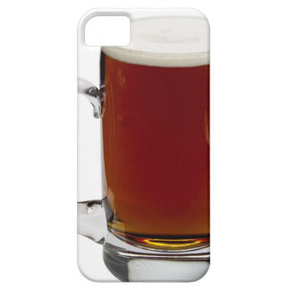 Close up of a glass of beer 3 iPhone 5 cover