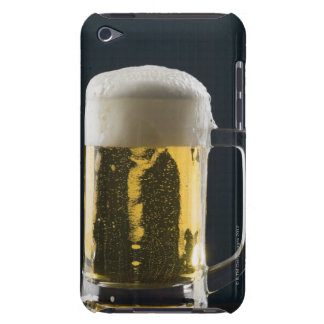 Close-up of a glass of beer barely there iPod covers