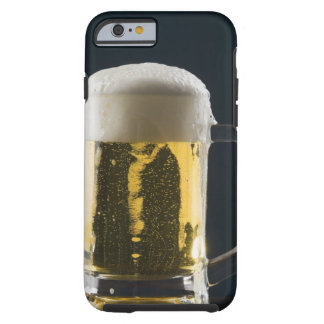 Close-up of a glass of beer tough iPhone 6 case