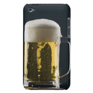 Close-up of a glass of beer iPod Case-Mate case