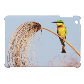 Close-up of a little bee-eater bird iPad mini cover