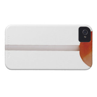 close-up of a lollipop iPhone 4 case