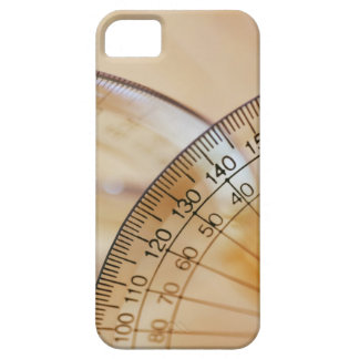 Close-up of a protractor iPhone 5 covers
