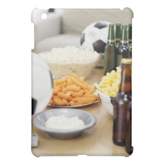 close-up of a remote control with beer bottles iPad mini case