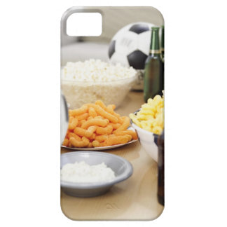 close-up of a remote control with beer bottles iPhone 5 cover