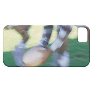 Close up of a Rugby Union Player Passing The iPhone 5 Case