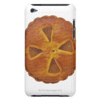 Close-up of a tart barely there iPod case