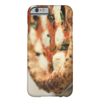 Close-up of a whole pizza pie barely there iPhone 6 case