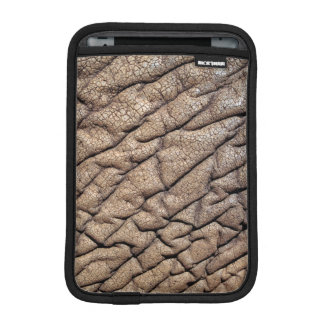 Close-Up Of African Elephant's Hide iPad Mini Sleeve