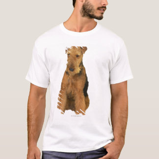 Close up of an airedale terrier T-Shirt