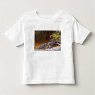 Close up of an american alligator at the J.N. Toddler T-Shirt