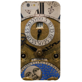 Close up of an old clock, Germany Barely There iPhone 6 Plus Case
