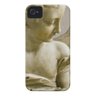 close-up of angel in Santa Maria degli Angeli iPhone 4 Cover