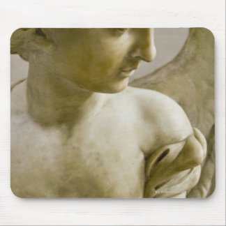 close-up of angel in Santa Maria degli Angeli Mouse Pad