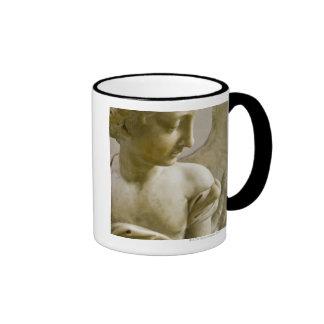 close-up of angel in Santa Maria degli Angeli Coffee Mug