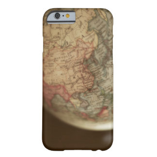 Close-up of antique globe 2 barely there iPhone 6 case